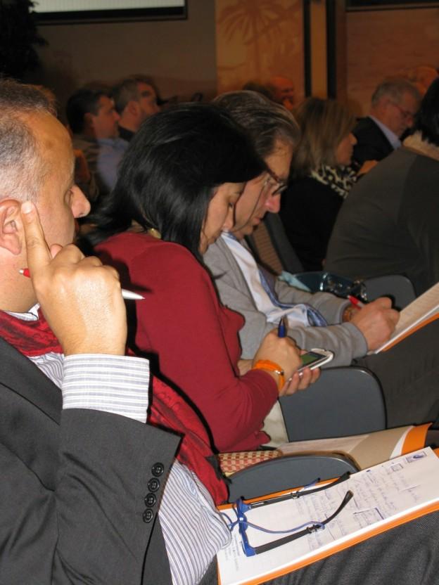 Convegno bilateralità nel terziario - Roma - Novembre 2013